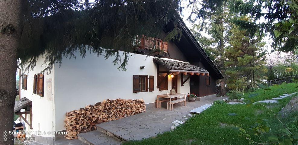 Ferienhütte Zoila in Hafling