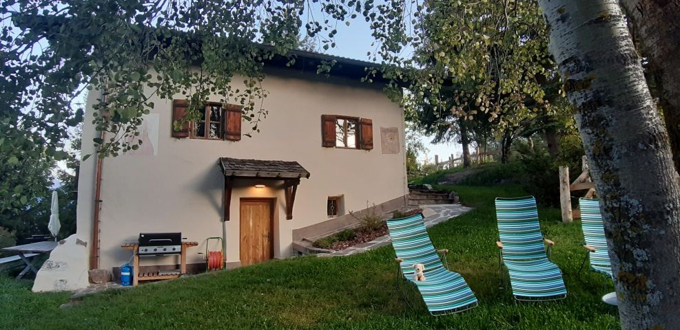 Ferienhaus Zoila in Hafling
