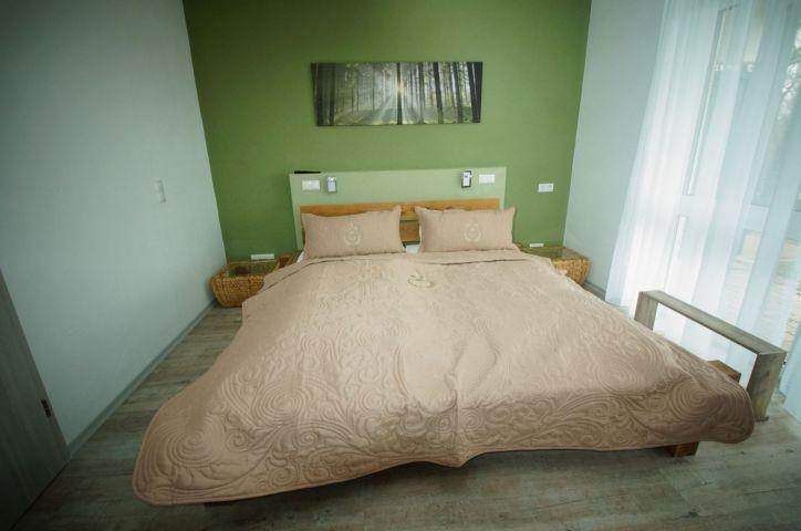 Waldsuite  - Schlafzimmer