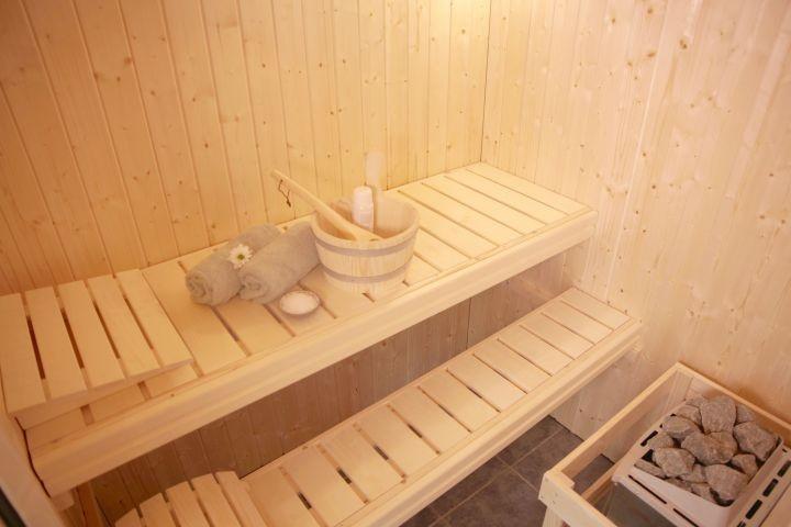 Sauna für zwei Personen