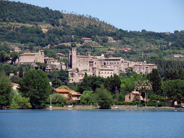 Bolsena Burg