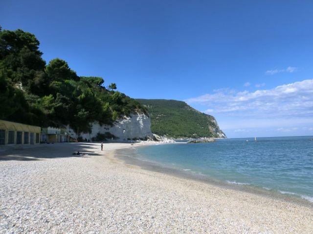 Strand an der Adria
