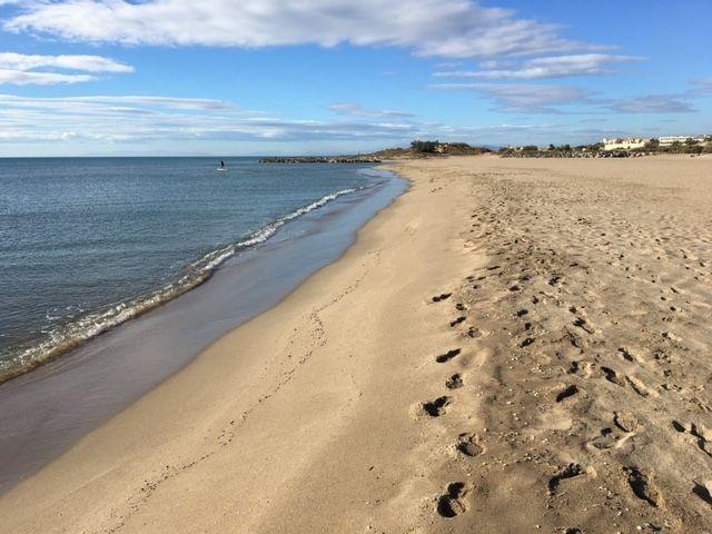 Strand von St. Pierre