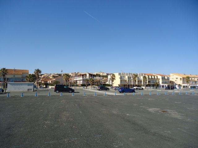 Parkplatz von St. Pierre