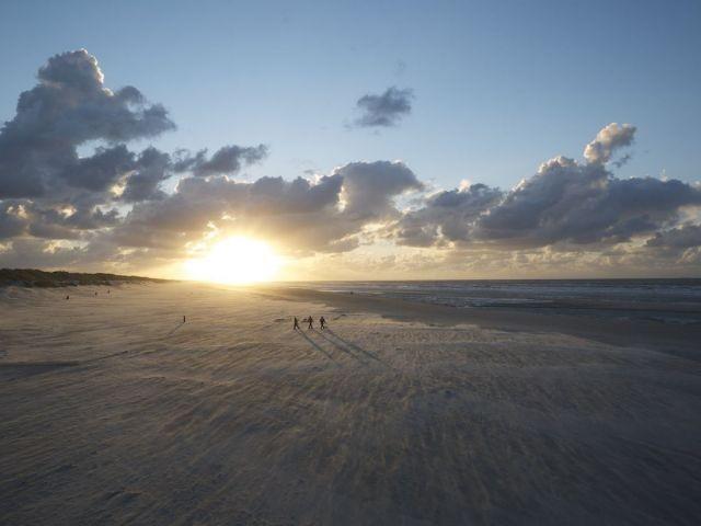 Der schönste Strand in den Niederlanden