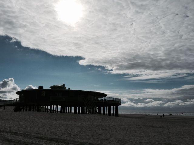 Strandpavillon Buren