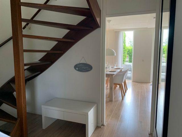 Treppe izur 1. Etage