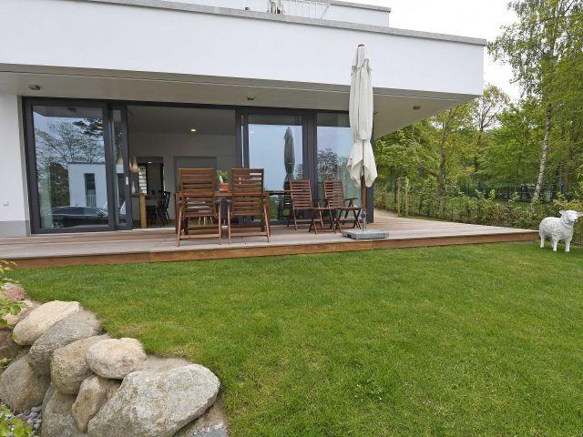 Terrasse/Garten Haus Wetterhexe