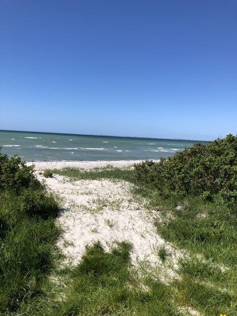 Unser Weg zum Strand