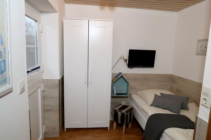 Kinderzimmer der 40qm Wohnung