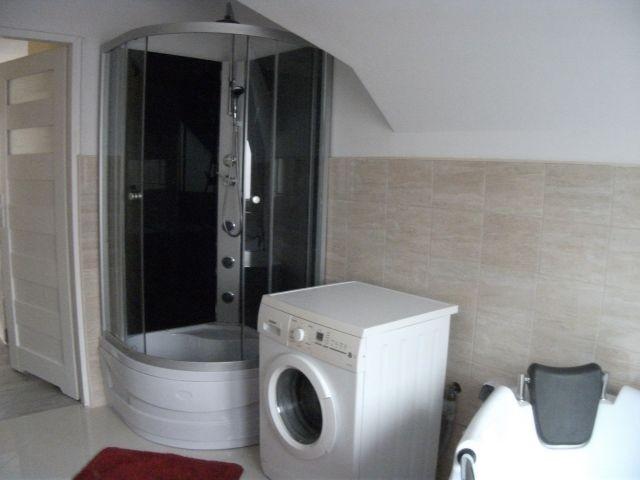Badezimmer mit Dusche Obergeschoss