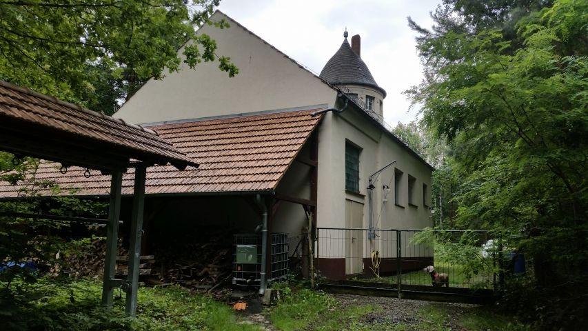 Rückansicht Forsthaus