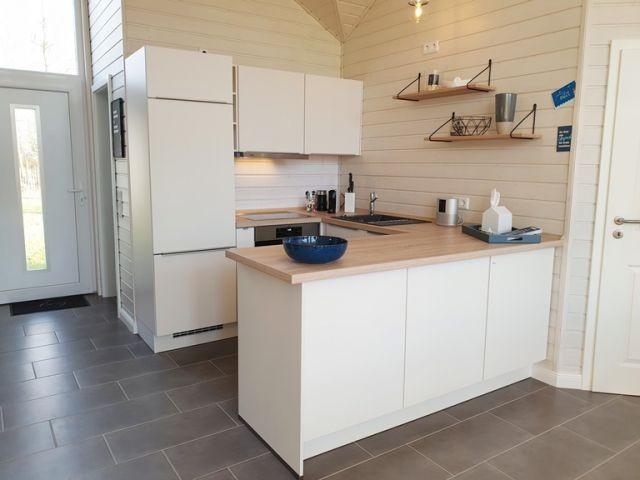 Küche Bootshaus