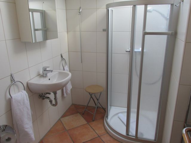 Duschbad oben
