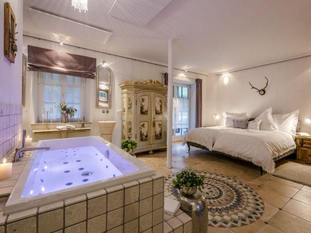 Wellness Schlafzimmer