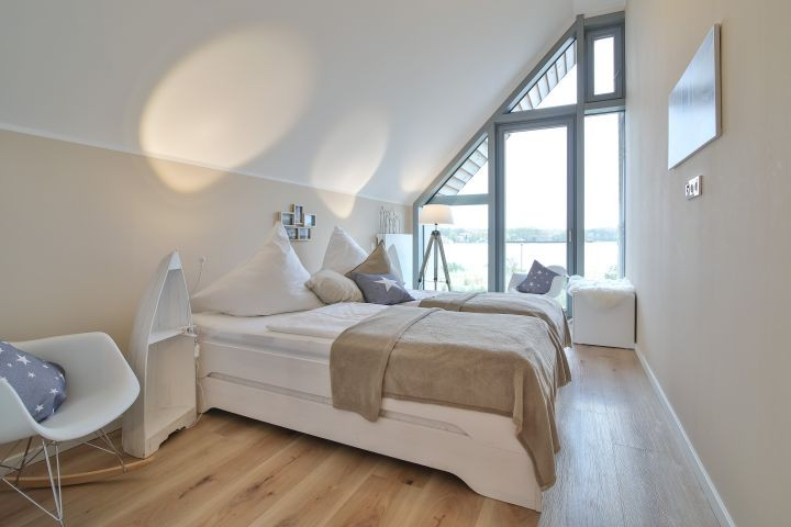 Schlafzimmer Nr. 2 - ideal für die Kinder