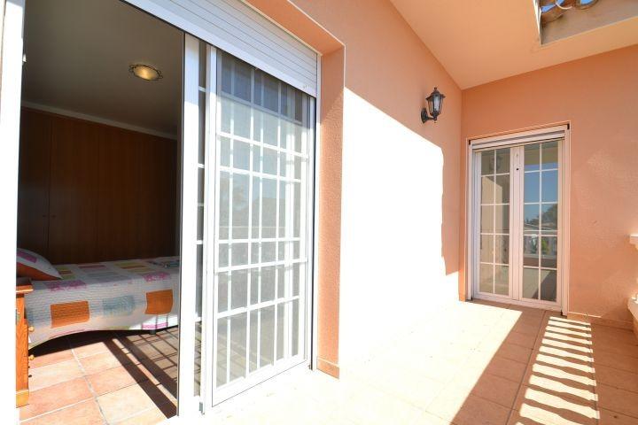 Balkon am 4. Schlafzimmer