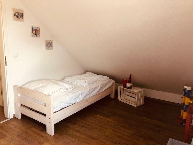 Kinderzimmer im OG mit 2 Einzelbetten