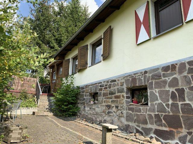 Kleines Jagdhaus Somplar