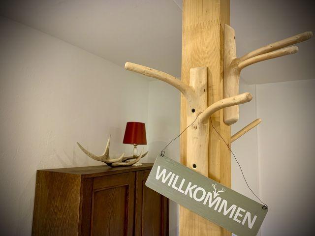 Willkommen Kleines Jagdhaus
