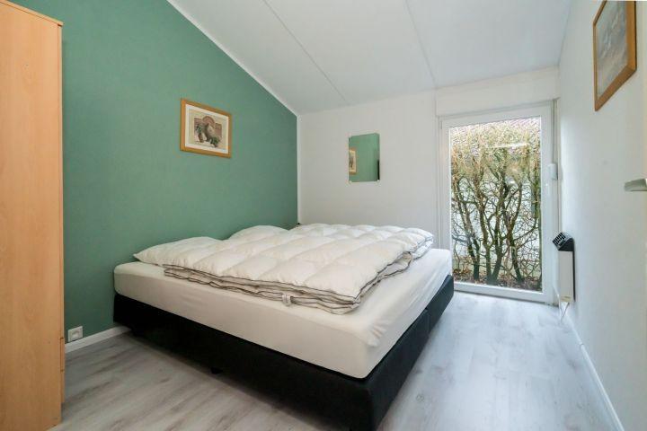 Schlafzimmer 2 mit 2 Einzel Boxsprings (90x200)
