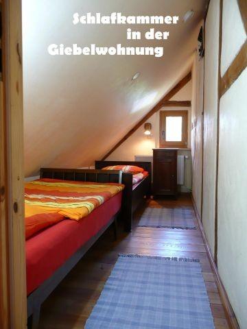 Blick in die Schlafkammer