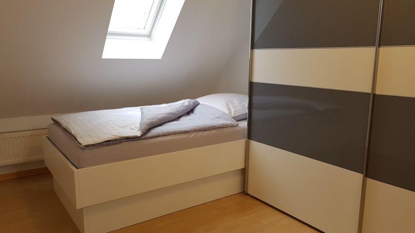Schlafzimmer Zwei mit Einzelbetten