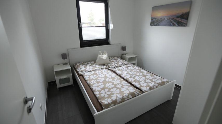 Schlafzimmer 2 - Betten 160 x 200cm