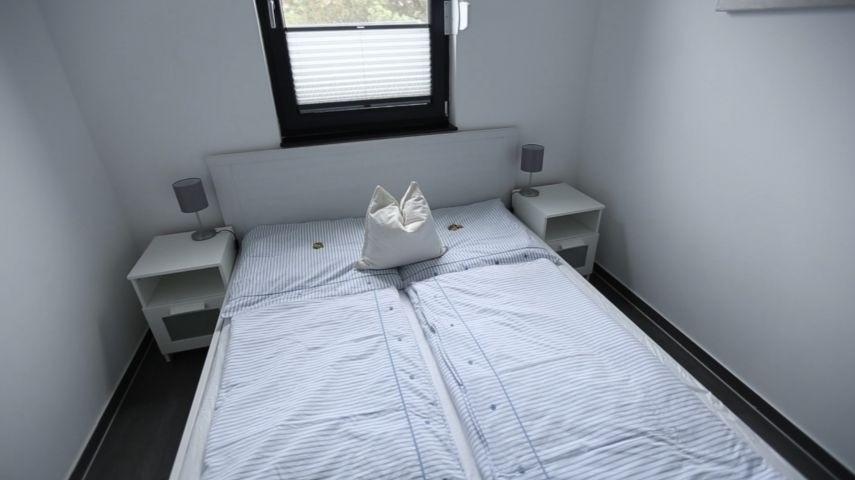 Schlafzimmer 1 - Betten 160 x 200cm