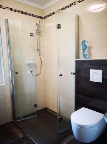 Bad mit barrierefreier Dusche