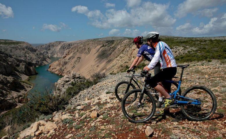 Paklenica mountain bike