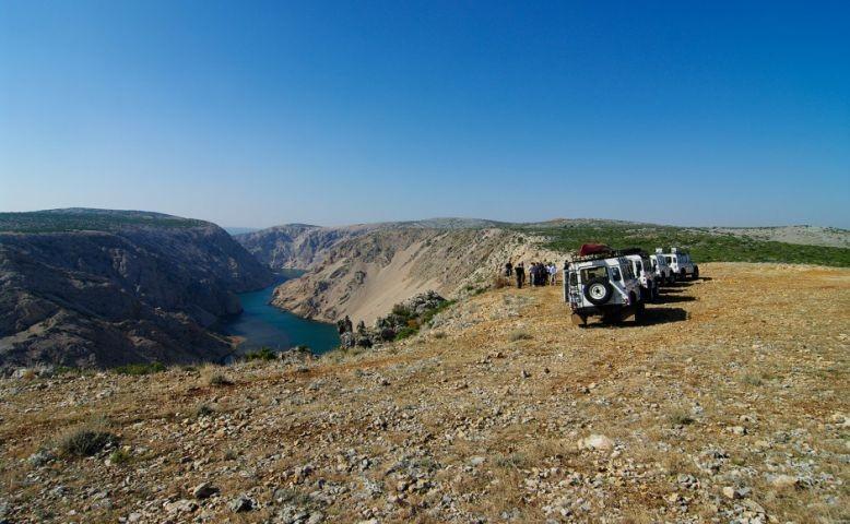 Jeep Safari Paklenica