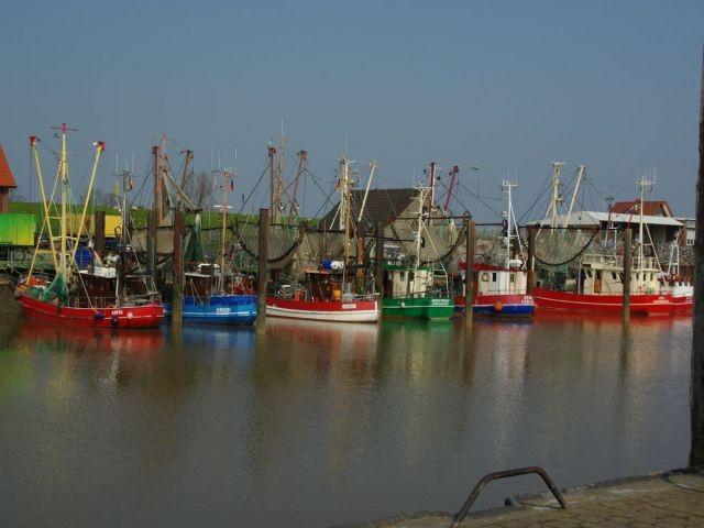 Fischereihafen Fedderwardersiel