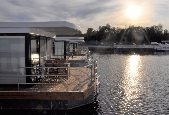 Anlage Hausboote
