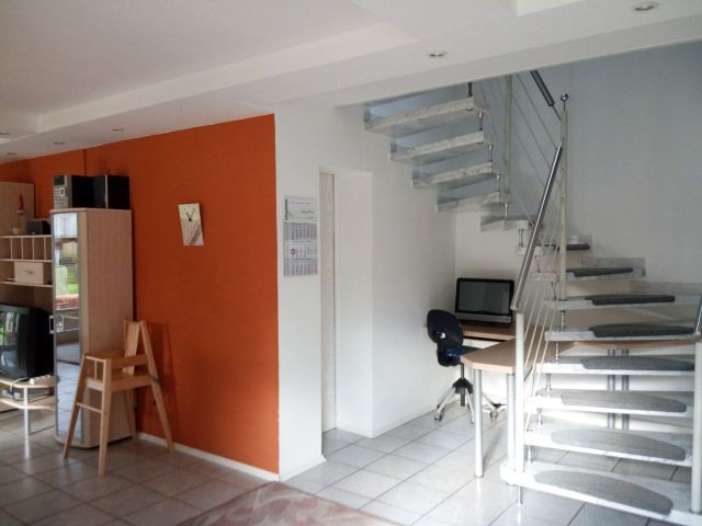 Eingangsbereich offenes Wohnen