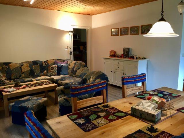 Geräumiges Wohn- und Esszimmer
