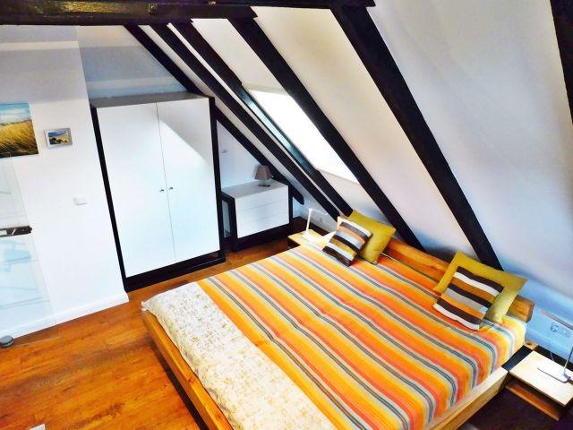 Doppelzimmer mit Echtholzboden