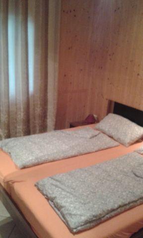 Schlafzimmer im Apartmenthaus