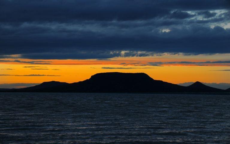 Sonnenuntergang über Badasonytomai