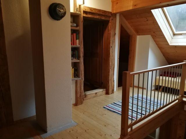 2 Schlafzimmer und TV - Zimmer (zus. Schlafzimmer) OG