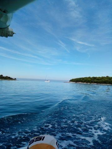 Bootsfahrt rund um den >Kap Kamenjak