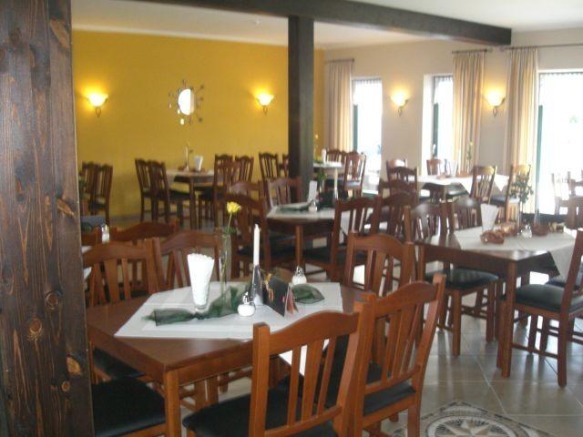 Eigenes Restaurant auf der Ferienanlage