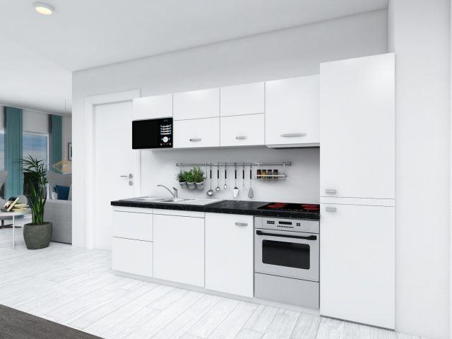 komplett ausgestattete Nolte-Küche
