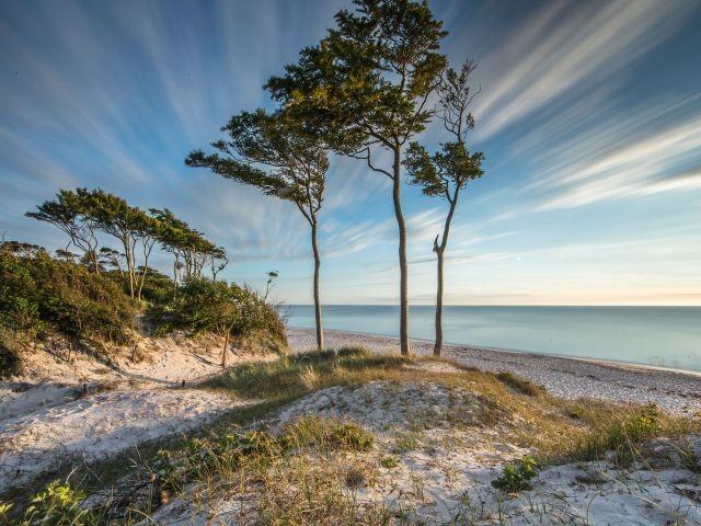 Urlaub genießen an der Ostsee