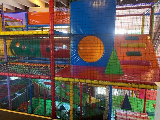 Indoor Spielplatz