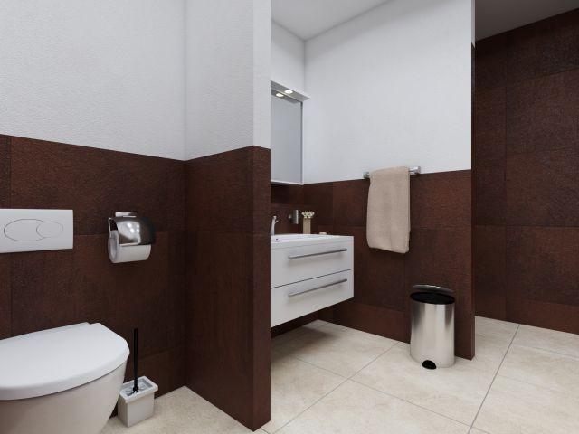 Badezimmer im Yachtclub Stil
