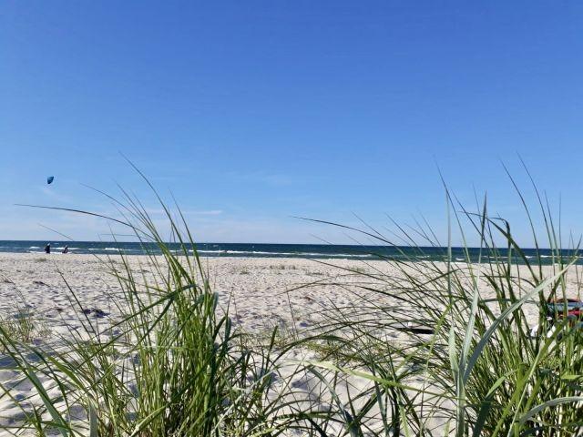 genießen Sie den Ostsee Strand