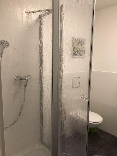 Dusche (unten)