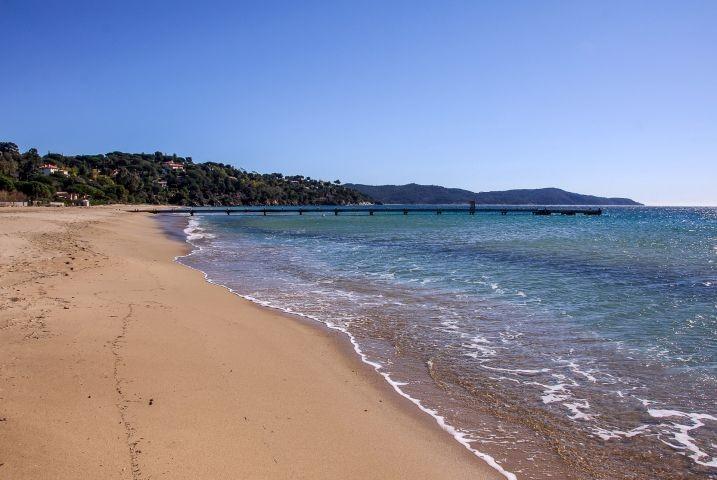 Strand von La Croix Valmer