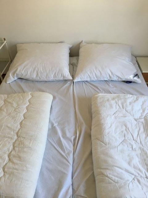Für jeden ein Bett